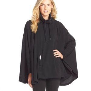 Ugg Pichot Poncho Size XL in black